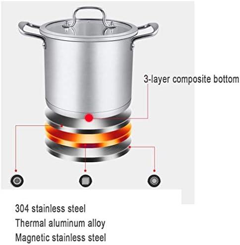 SXWGX Set de Bols à mélanger allant au Lave-Vaisselle en Acier Inoxydable Accessoire de Cuisine