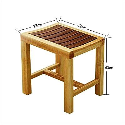 Enjoyable Amazon Com Lyxpuzi Waterproof Bathroom Stool Old Man Bath Ocoug Best Dining Table And Chair Ideas Images Ocougorg