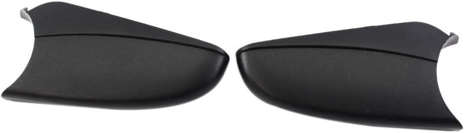 Cikuso Left Or Right Side For Vauxhall Astra H Mk5 04-09 Wing Mirror Cover Bottom Cover Side Lower Holder