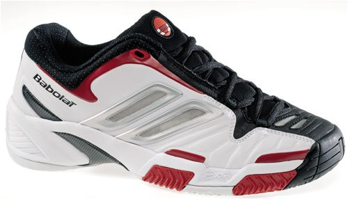 Babolat Team All Court III, color blanco