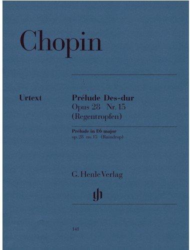 Chopin - Prelude in D-flat Major Op. 28, No. 15 (Raindrop)