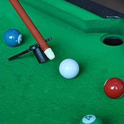 AnamSafdarButt59 Tablero Deportivo simulado Mini Mesa de Billar Billar de Mesa Premium Mini Juego de Billar Juego de Mesa de Billar de 55 cm: Amazon.es: Deportes y aire libre
