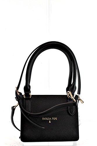 PATRIZIA PEPE Shopping Donna 2V6821-A2XO Nero Descuento Con Paypal Nuevo Estilo De La Moda De Nueva Línea Barata Espacio Libre 100% Originales 6mliDVxE