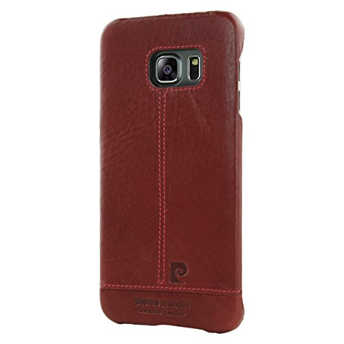 pierre-cardin-slim-genuine-leather-hard-case-cover-for-samsung-galaxy-s6-edge-plus-s6-edge-red