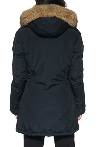 Woolrich Blu Cappotto Woolrich Cappotto Donna 8xq1RwxU