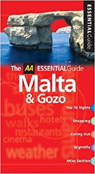Book AA Essential Malta and Gozo (AA Essential Guide)