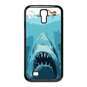 Cell phone case Of Deep Sea Shark Bumper Plastic Hard Case For Samsung Galaxy S4 i9500