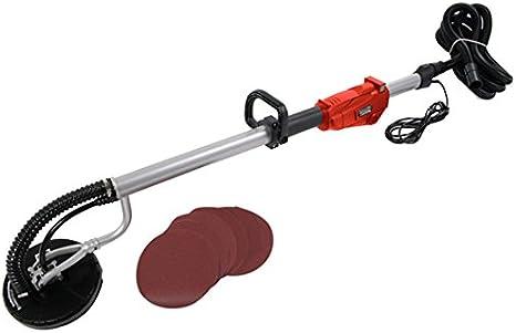 Lijadora de Pared con Barra Extensible - Ø225 mm, 710 W, inclus 6 ...