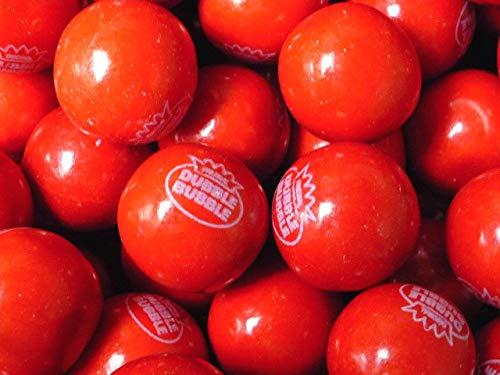 Concord Hot Chew Cinnamon Bubble Gum Balls 3 Lb ()