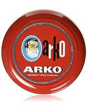 Arko Scheerzeep in een blik Shaving Soap in Bowl 90g - 1er Pack