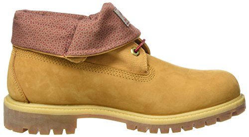 Marrone Roll Top Wheat Timberland Stivali Classici Uomo w4qApHUn6