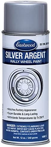 Eastwood Acrylic Rally Wheel Argent Silver Lacquer Paint