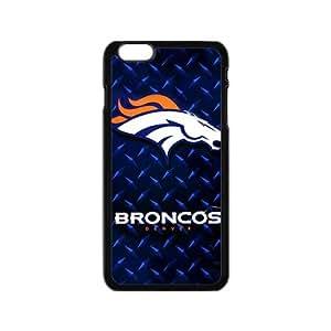 Broncos Black Phone Case for iPhone 6