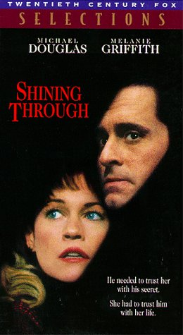 Shining Through [VHS]
