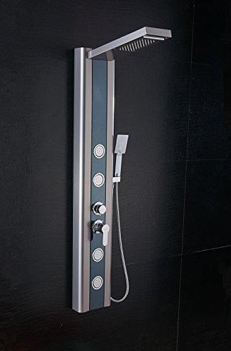 ELLOu0026ALLO LED Shower Panel Tower ...