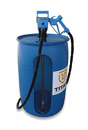 Titan 902-031-0 DEF Electric Drum Pump, 115V and 12V by Titan