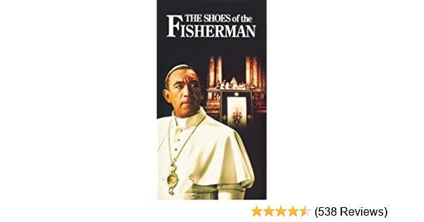 Amazon com: The Shoes of the Fisherman [VHS]: Anthony Quinn