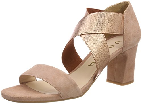 Unisa Women's Maday_ks Open Toe Sandals Pink (Printemps) KvvWUf