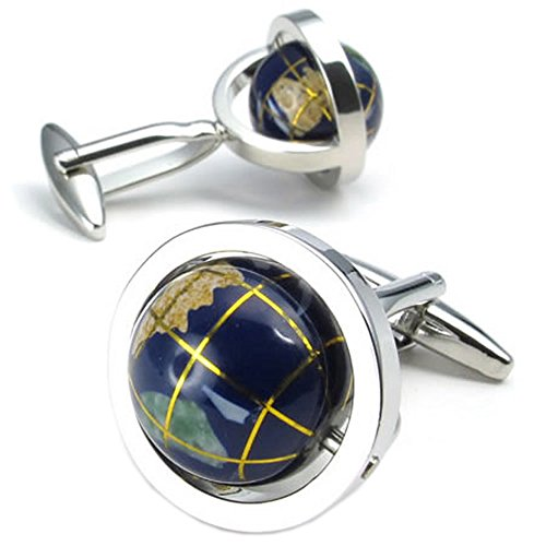 konov-jewelry-2pcs-mens-globe-shirts-cufflinks-wedding-blue-silver-1-pair-with-gift-bag-c22435
