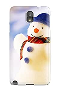 Snap-on Case Designed For Galaxy Note 3- Holiday Christmas
