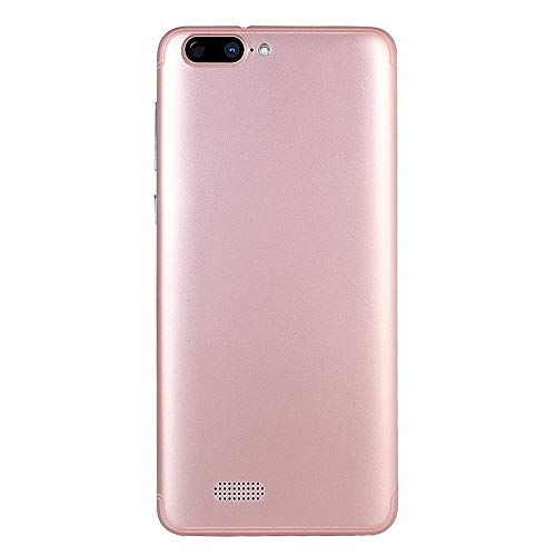 Android Unlocked Smartphone,5 inch HD + Display 5.1 Quad-Core 512MB+512MB GSM WiFi Dual SIM Smartphone Cell Phone (Rose Gold,) (Gsm Best Smart Tools)