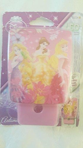 Disney Princess Order (Disney Princess Automatic LED Night Light)