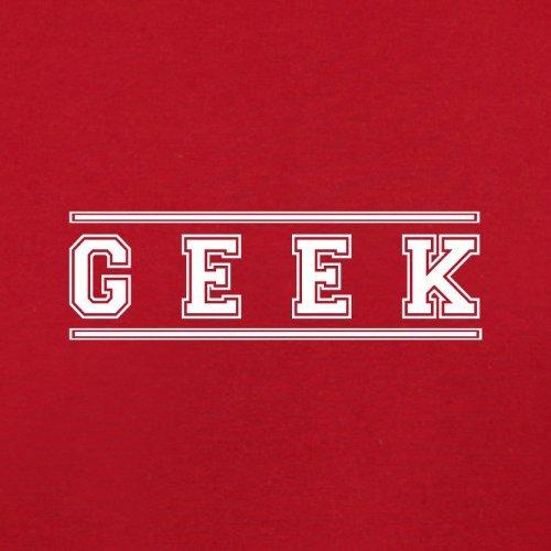 Geek Style Red Flight Dressdown college Bag Font Retro 6qwxPPEdZ