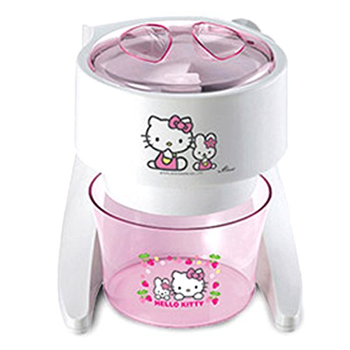[Hanil]Hello Kitty Electric Shaved lce machine Electric lce maker 220V 60H/ (Best Hello Kitty Ice Cream Makers)