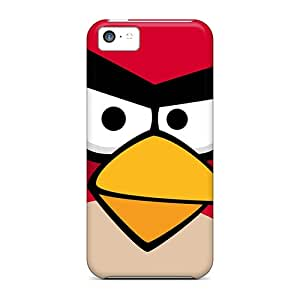 First-class Case Cover For Iphone 5c Dual Protection Cover Angry Birds