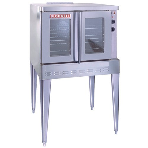 Blodgett SHO-G - Gas Convection Oven, Single Stack - LP Gas Model by Blodgett