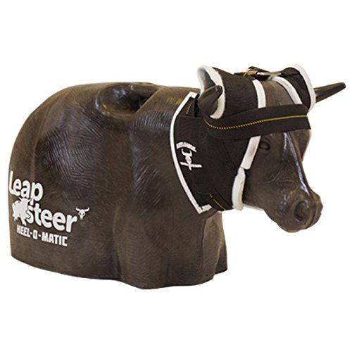 Heel O Matic Leap Steer Team Roping Dummy by NRS