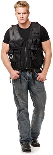 Swat Tactical Vest Costume (SWAT Team Tactical Vest)