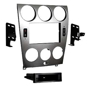 Metra 99-7523S 2003-2005 Mazda 6 Double and ISO DIN Radio Install Kit
