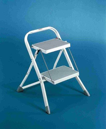 Tremendous Leifheit 73459 Mini B 2 Step Folding Ladder Amazon Co Uk Cjindustries Chair Design For Home Cjindustriesco