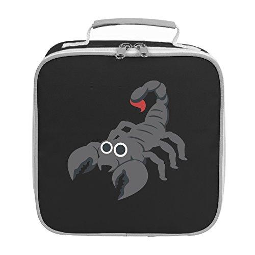 Emoji Emoji Scorpion Bag Black Scorpion Lunch Lunch 1wEqxFzw