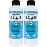 2-Pack Ice Machine Cleaner/Descaler - 8 Total Uses (4 Uses Per Bottle) - Made in USA - Works on Scotsman, Manitowoc and Virtually All Other Brands (Ice Maker Cleaner/Icemaker Cleaner)