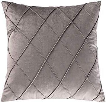 Crystal Velvet Pillowcase Covers Linen Throw Pillow Covers C