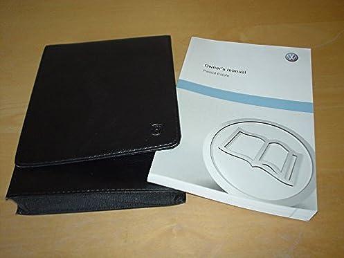 volkswagen passat owners manual handbook 2009 2014 b7 estate rh amazon co uk 2009 vw passat wagon owners manual 2009 volkswagen passat owners manual pdf