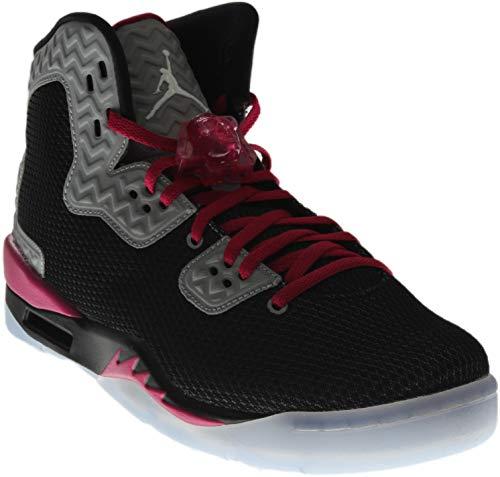 new product 1d11f a6da2 Nike Jordan Kids Air Jordan Spike Forty Gg Blk White Rflct Slvr Sprt