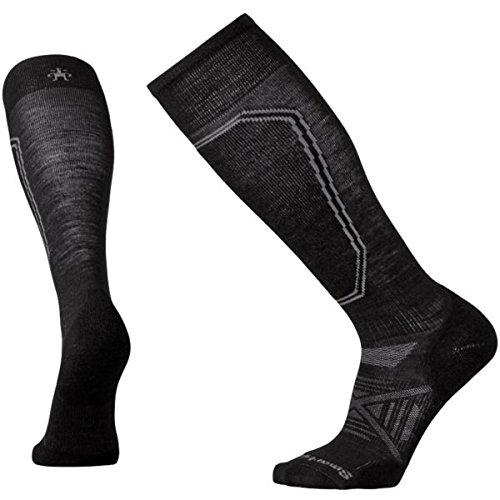 Smartwool Men's PhD Ski Light Socks (Black) Large B15031001. L