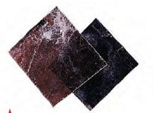 Mica Mineral Rock Square Sheet 1-2 Inch in Diameter w Info - Minerali Square