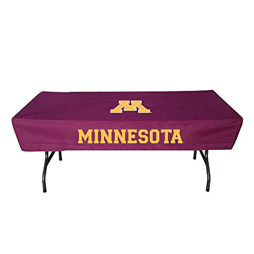 Rivalry Distributing RIV-RV274-4600 Minnesota Golden Gophers NCAA Ultimate 6 Foot Table - Table Minnesota Pool