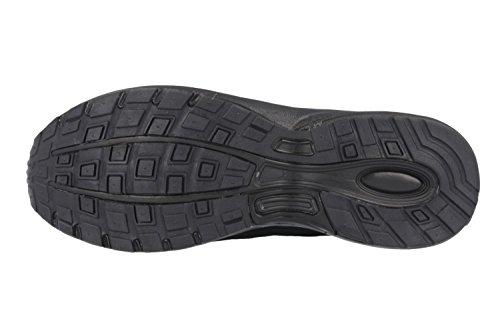 Brütting , Chaussures de course pour homme Noir Noir
