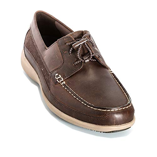 Rockport Slipon Brown Mocassini Men Aiden wqgAXqO8