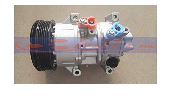 tkparts nuevo a/c compresor para Toyota Corolla Verso Avensis 1,8: Amazon.es: Coche y moto