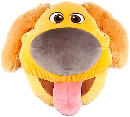 Amazon.com: Perro de Disney Dug hasta Big Face almohada ...