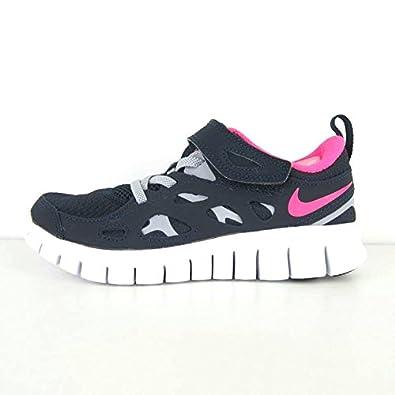 size 40 ceb87 ff18b Nike Chaussures de Course Free Run 2 (PSV) Enfant Kids Neuf 477702–460