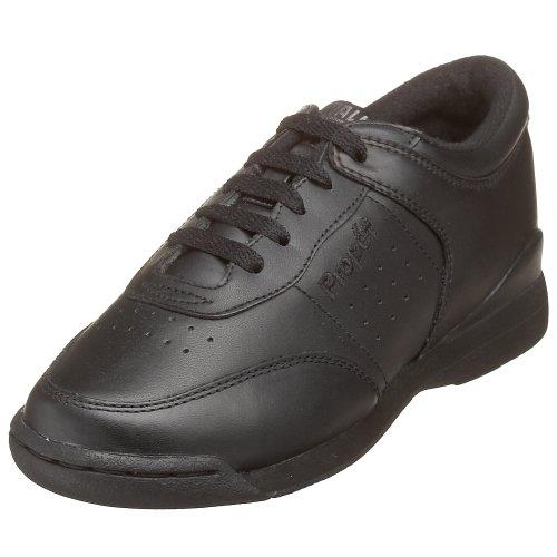 Life Walker - Propet Women's Life Walker Sneaker,Black,8.5 M (US Women's 8.5 B)