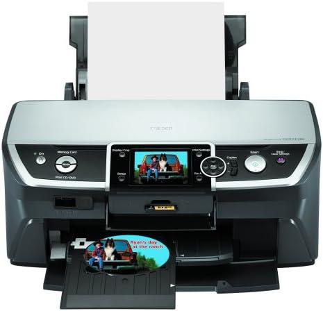 Amazon.com: Epson Stylus Photo R380 Impresora de inyección ...