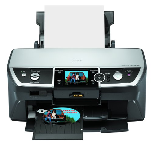 380 Color Inkjet Printer (C11C658011) ()